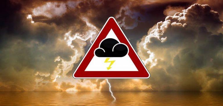 Le previsioni meteo inglesi allarmano gli spettatori, ma per una strana ragione