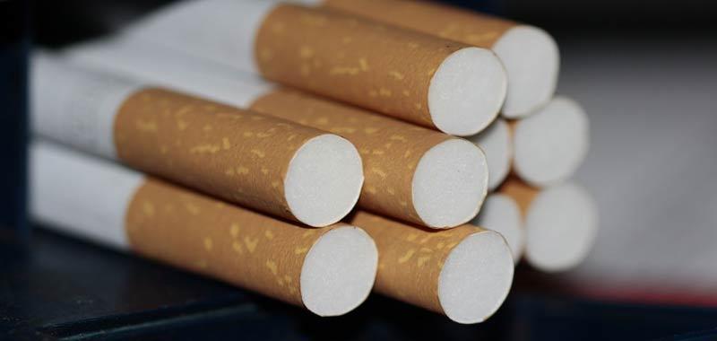 Le sigarette aumentano nuovamente