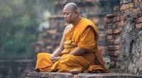 Monaco Buddista predisse la nuova peste del 2020