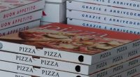 Niente mancia quando consegnano la pizza Ecco cosa succede