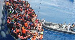 Salvini teme la catastrofe umanitaria per nuovi sbarchi dalla Libia