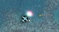 Ufo Avvistamento tramite Google Maps incredibile