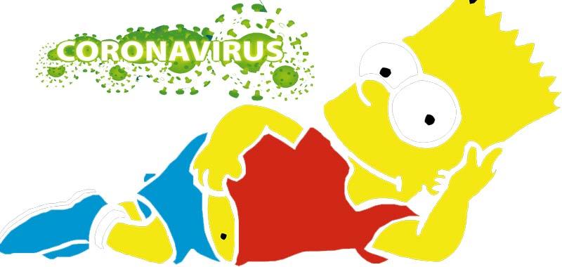 Anche i Simpson avevano predetto il coronavirus