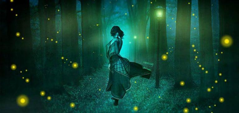 Luciferina, ecco come fanno le lucciole ad illuminarsi