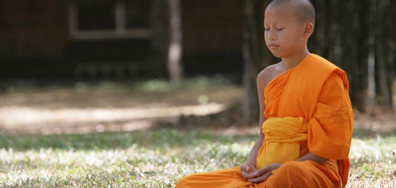 Studio rivela La meditazione rallenta invecchiamento