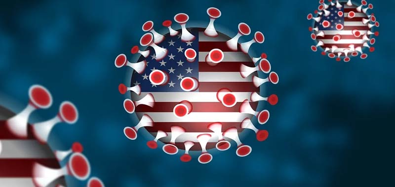 Adesso gli Stati Uniti hanno il 20 per cento dei contagiati del mondo