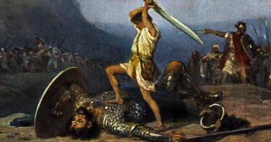 Davide e Golia interpretazione biblica sempre stata sbagliata