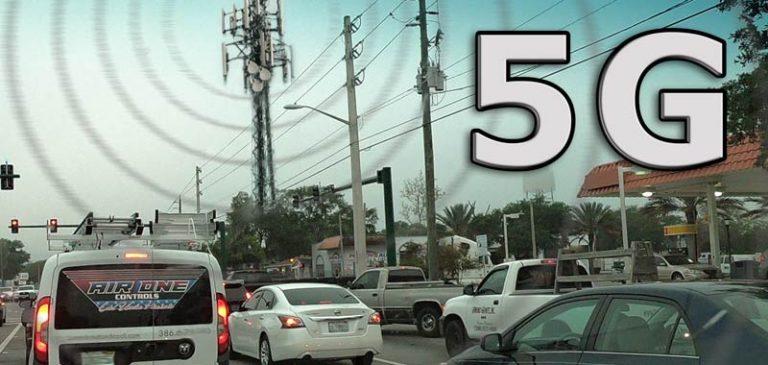 Effetti della quarantena: il complotto contro il 5G