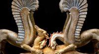 Grifone una delle figure mitologiche piu conosciute