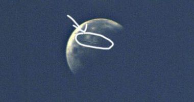 Alieni sulla Luna analizzate immagini della missione Apollo 9