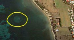 Anomalia UFO rilevata lungo la costa della Grecia