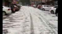Apocalisse in India dal caldo ad una tempesta di ghiaccio