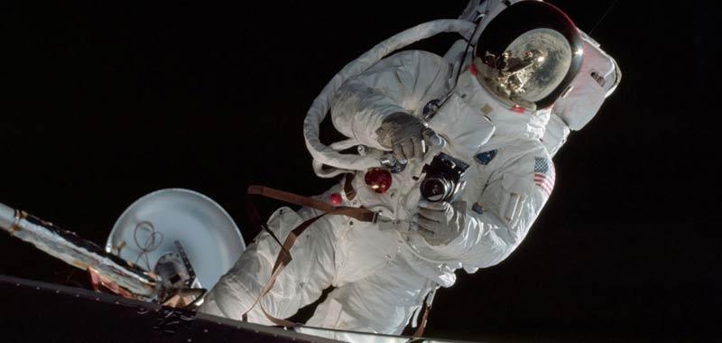 Apollo 11 astronauta provoca Siamo davvero soli ne universo