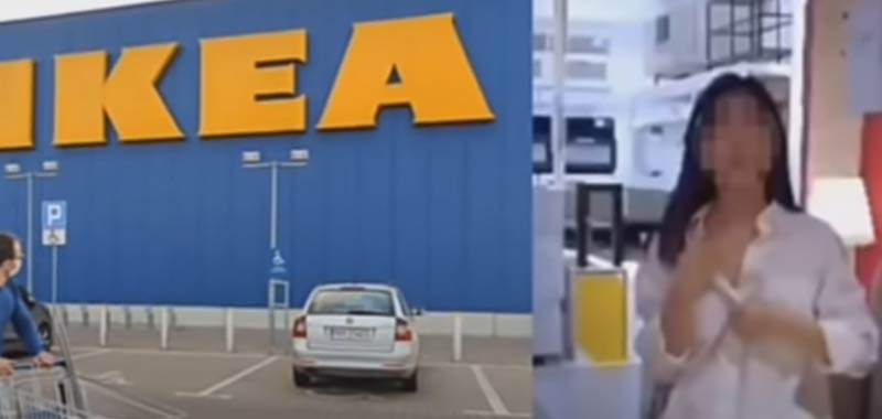 Ikea lancia un appello non vi masturbate nei nostri negozi