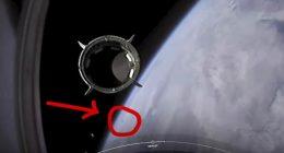 Lancio di SpaceX mistero su numerosi avvistamenti