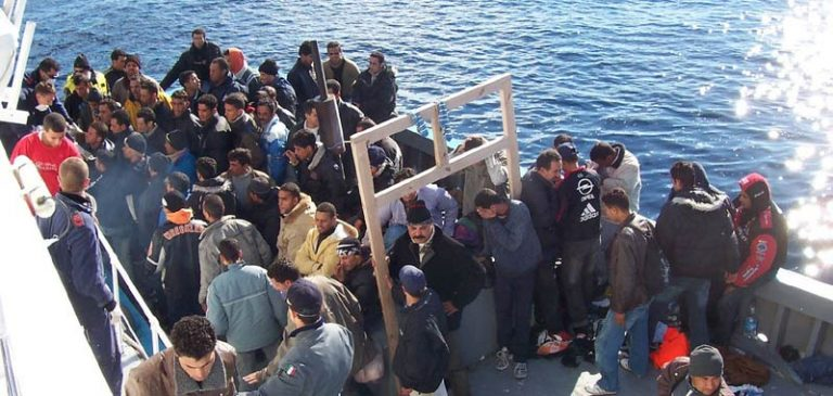 Quattrocentocinquanta migranti sono sbarcati in Sicilia
