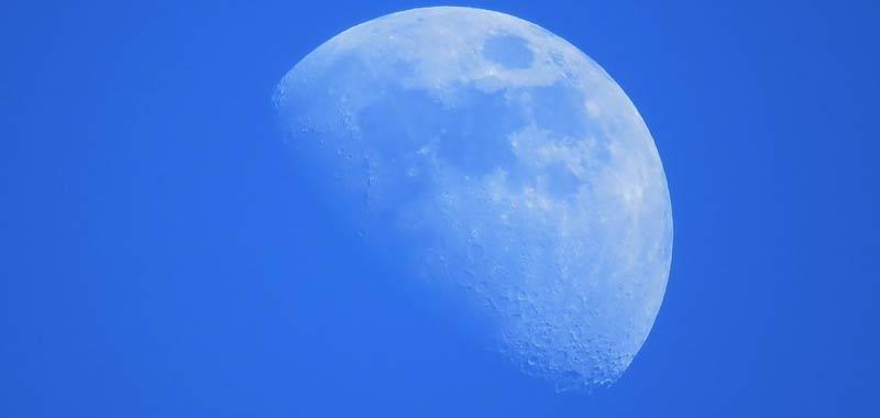 Scienziati rivelano La Luna molto piu di quello che vediamo