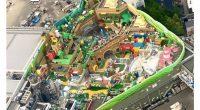 Super Nintendo incredibile parco che sta nascendo in Giappone