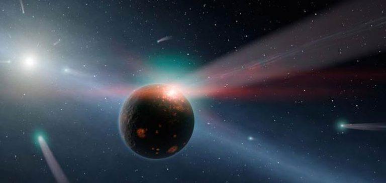 Tunguska nuove teorie: il meteorite è tornato nello spazio?
