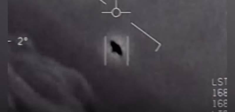 UFO Il Pentagono rilascia un video sconcertante
