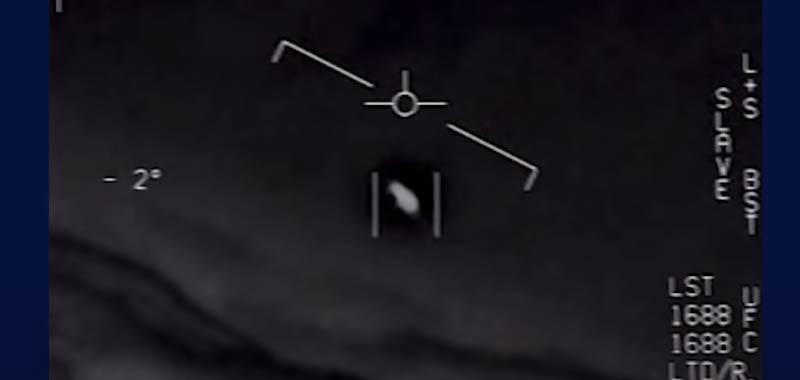 UFO Il video della Marina Militare era in realta piu lungo