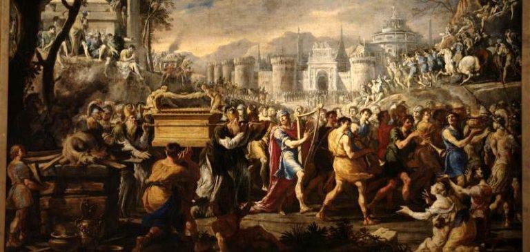 Nel sottosuolo di Gerusalemme si nasconde l'arca dell'alleanza
