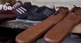 Arrivano le scarpe per il distanziamento sociale