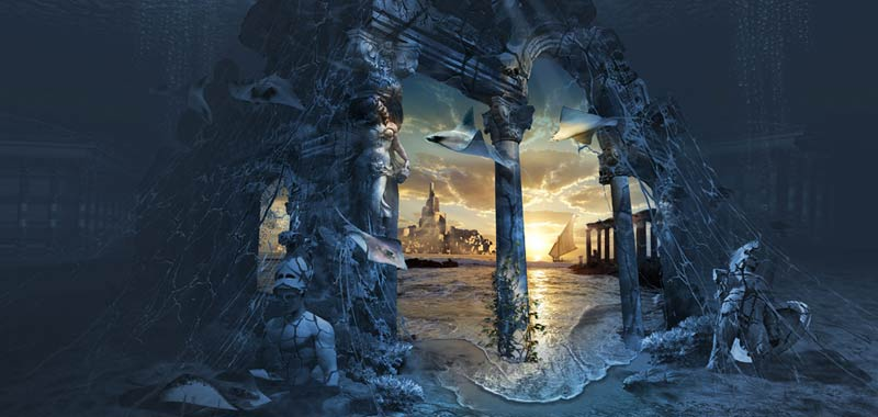 Atlantide confermata esatta posizione del continente misterioso