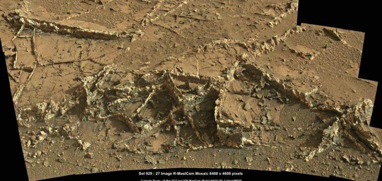 Ci sono veramente antichi edifici alieni su Marte?