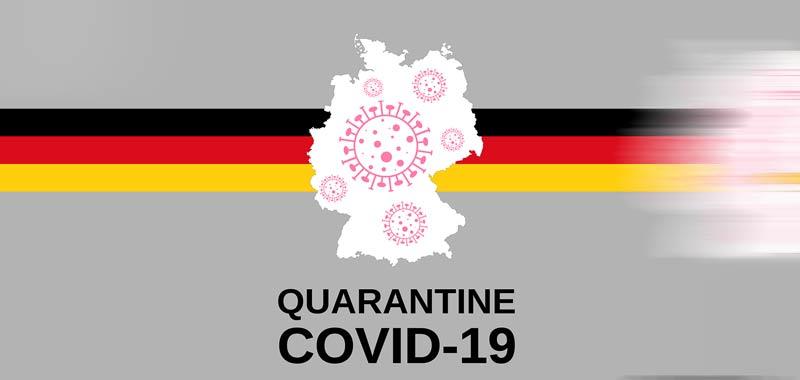 Germania si ritrova con indice di contagio nuovamente alle stelle