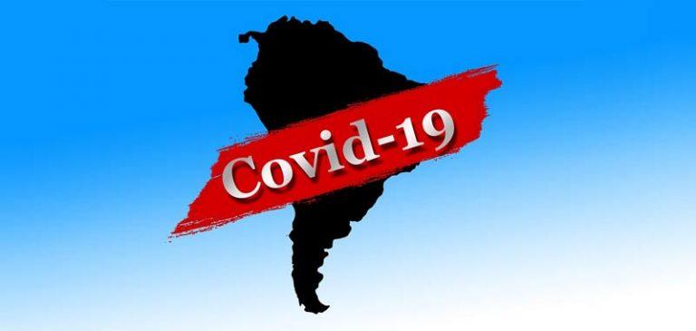 Il Coronavirus sta flagellando l'America Latina
