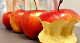 La mela non toglie il medico di torno ma i farmaci