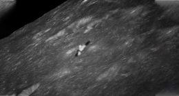 Strutture aliene confermate sulla Luna