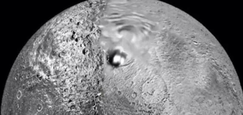 Base aliena sulla terza luna di Saturno