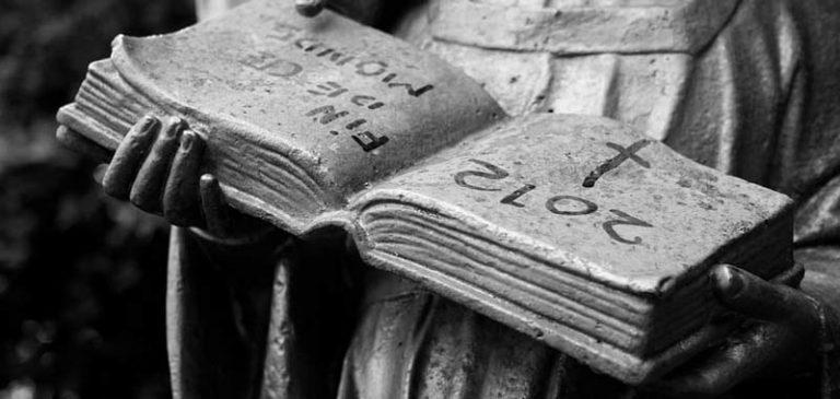 Decifrati gli scritti contenuti nel libro dell'eternità