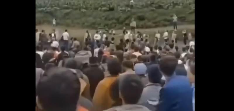 Inspiegabile spaventoso suono ascoltato da migliaia di persone in Cina