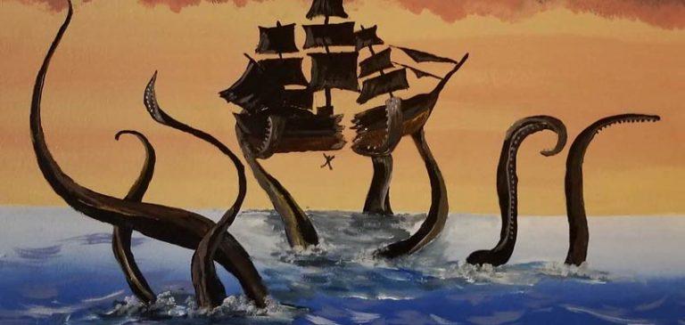 Kraken, è realmente esistito nell'antichità ci sono le prove