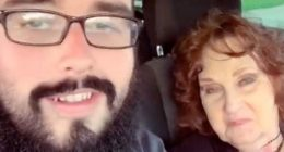 Lui 17 anni lei 71 si innamorano ad un funerale