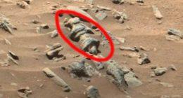 Marte ancora una prova di una antica civilita aliena