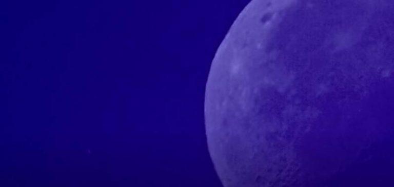 Oggetto misterioso e lampi provenienti da Venere