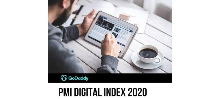 PMI Digital Index 2020 Godaddy