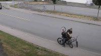 Ruba la bici il proprietario lo insegue e lo investe