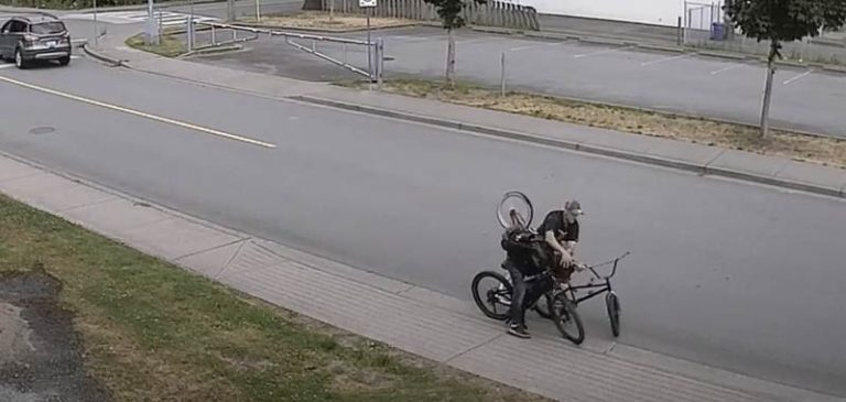 Ruba la bici, il proprietario lo insegue e lo investe