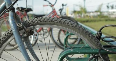Ruba una bici e lascia un biglietto molto particolare