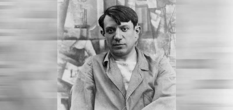 Schizzo segreto di Picasso nascosto in un dipinto