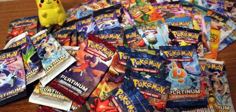 Scopre che la sua collezione di carte pokemon vale 40mila euro
