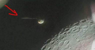 UFO incredibile filmato della missione Apollo 16