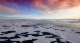 Antartide Oggetto metallico di 300km sotto i ghiacci