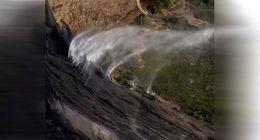 Catturato in video il fenomeno delle cascate inverse