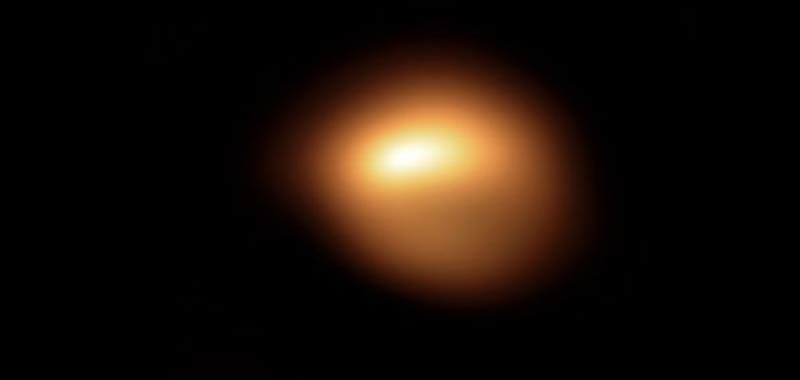 Cosa succede a Betelgeuse la stella si oscurata improvvisamente